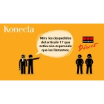 Konecta Madrid: Artículo 17 en Securitas Direct