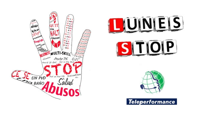 STOP LUNES - Teleperformace