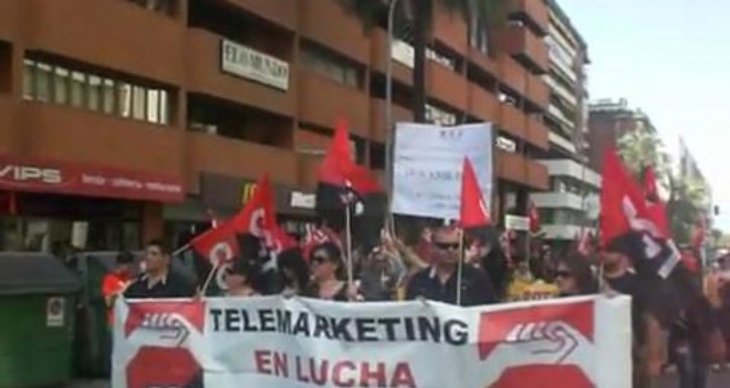 Telemarketing en Lucha